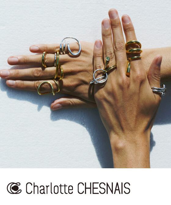 Charlotte Chesnais(シャルロットシェネ)のアイテム一覧へ