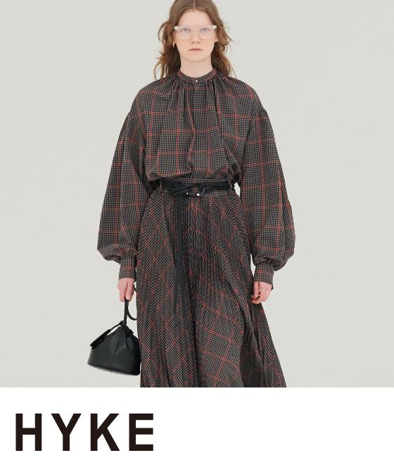 HYKE(ハイク)のアイテム一覧へ