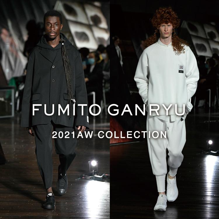 FUMITO GANRYU 21AW COLLECTION