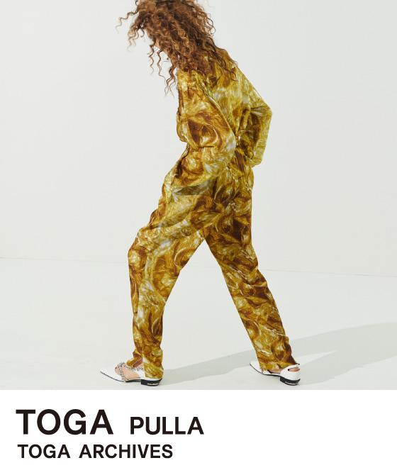 TOGA PULLA(トーガプルラ)のアイテム一覧へ