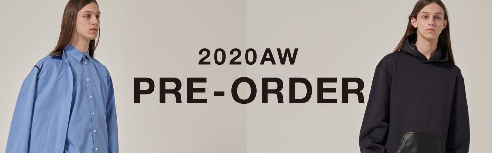 20AW予約
