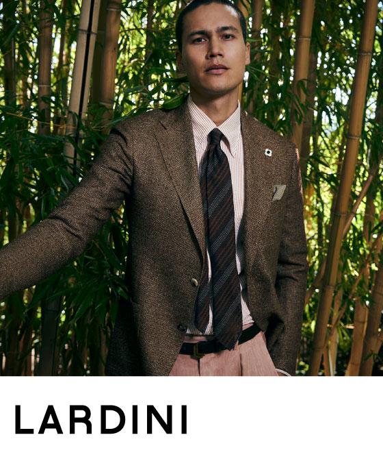 ラルディーニのアイテム一覧へ