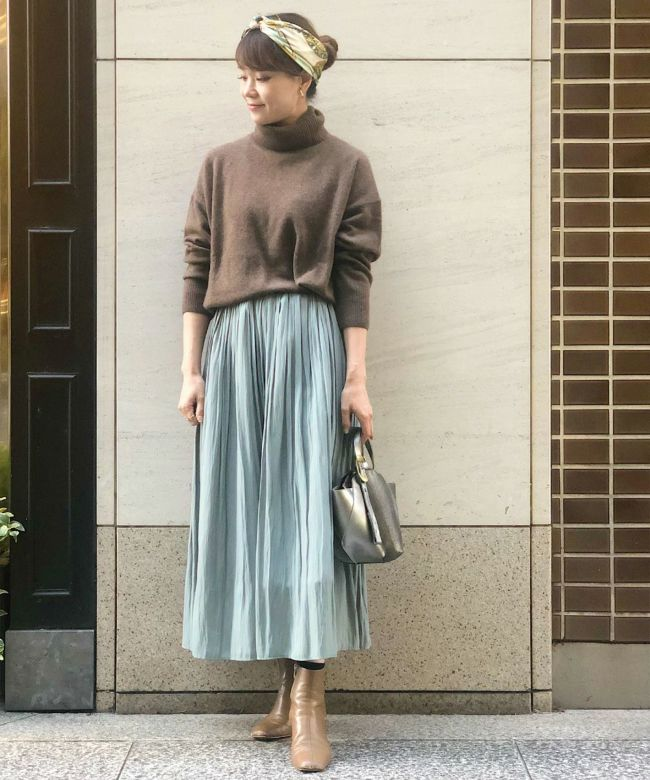 PARIGOT(パリゴ)】 ヴィンテージサテンスカート|PARIGOT ONLINE ...